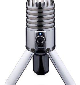 Микрофон Samson meteor USB