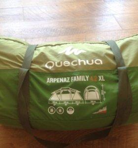 Палатка для всей семьи