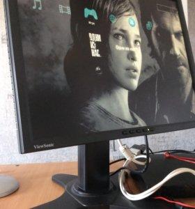 ЖК монитор ViewSonic 21,3'' vp2130b