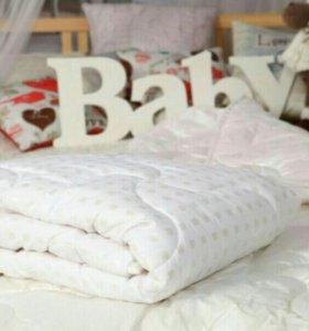 Одеяло детское Шелковое