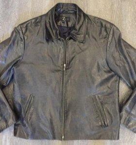Кожаная куртка Fuzer