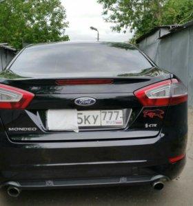 Ford mondeo 2011, 198л/с, 96000 тыс. Км.