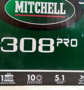 Катушка Mitchell 308pro