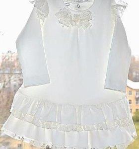 Платье- туника. Новое