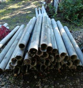 Продается Айсбест-цементные трубы