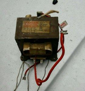 Трансорматор от микроволновки