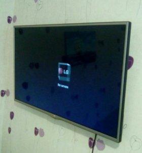 3D LED телевизор LG 42LA615V