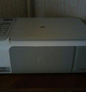 Принтер+сканер hp
