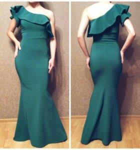 Платье- русалка