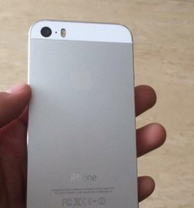 iphone 5s silver 16gb обмен