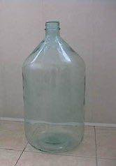 Бутыль стеклянная 20 литров