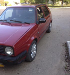 Volkswagen Golf 2 1986