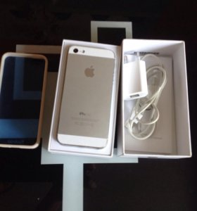Продам телефон iPhone 5