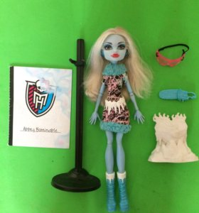 "Кукла ""Monster High"" Эбби Боминэйбл"