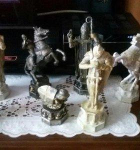 Шахматные фигурки Гарри Поттера