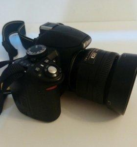 Nikon D3100 Kit 18-55мм