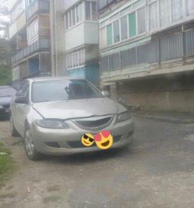 Mazda x6