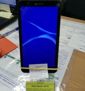 Sony xperia e2115