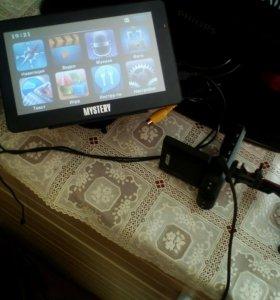 Навигатор и видео регистратор