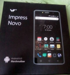 Vertex impress novo