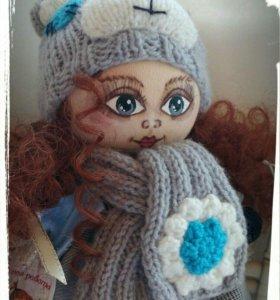 Интерьерная куколка Алиса