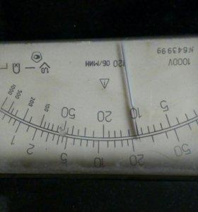 Мегаомметр