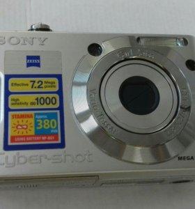Фотоаппарат Soni DSC-W35