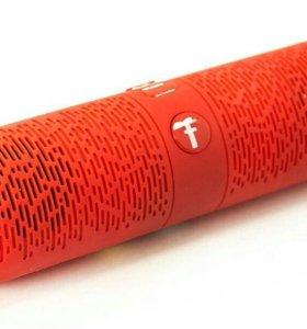 Bluetooth Колонка Mini music box C-87 (красная)