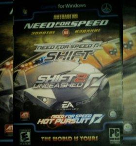 Диск Need For Speed , золотое издание