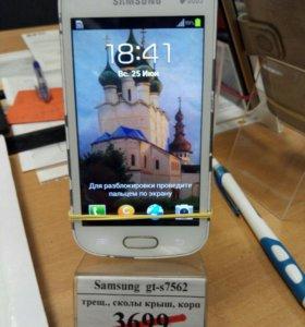 Samsung Galaxy S 7562