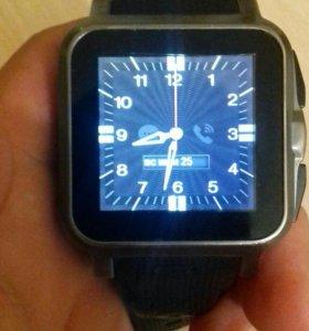 ЗАЧЕМ ПЕРЕПЛАЧИВАТЬ в магазине?умные часы iconbit