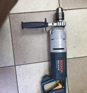 Bosch дрель gbm 16-2 RE