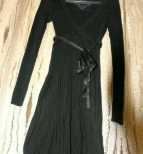 Платье черное