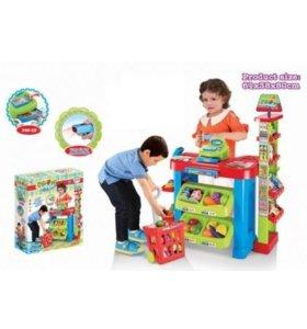 Новый Игровой набор Супермаркет