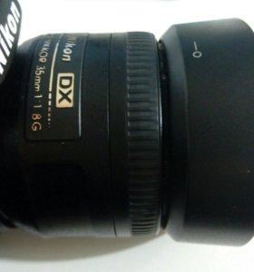 Nikon AF-S NIKKOR 35mm 1:1.8G