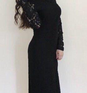 Платье, чёрного цвета