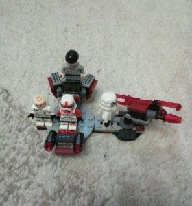 Лего набор по звездным воинам