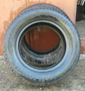 Шины Continental sport contact 215/60 r15 95h ch90