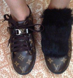 Туфли Luis Vuitton