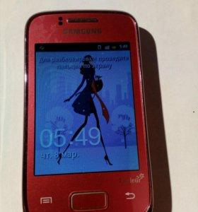 Samsung Galaxy Y DUOS S6102 La Fleur