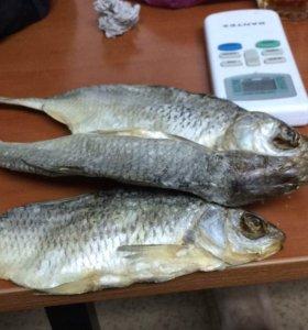 Сушёная рыбка