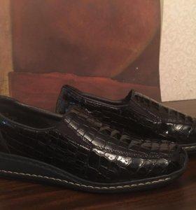 Мокасины, ботинки, туфли