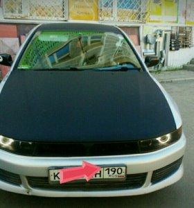 Mitsubishi Galant галант