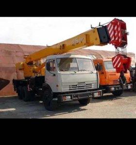 Услуги спецтехники и доставка стройматериалов