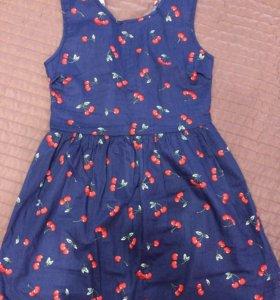 Платье лето новое