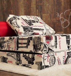 Кресло-кровать бескаркасная Стамбул