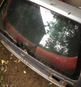 Крышка багажника фольксваген пассат б3