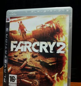 ФарКрай 2 диск сони 3.