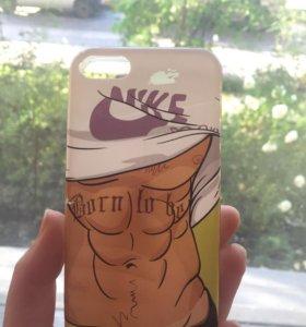 Чехол на iPhone 5/5s:se