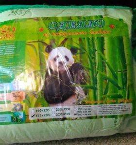 Одеяло из бамбука новое